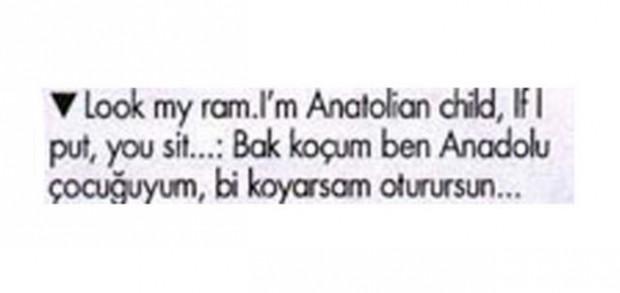 Türk'lerin ingilizce ile imtihanı - Page 2