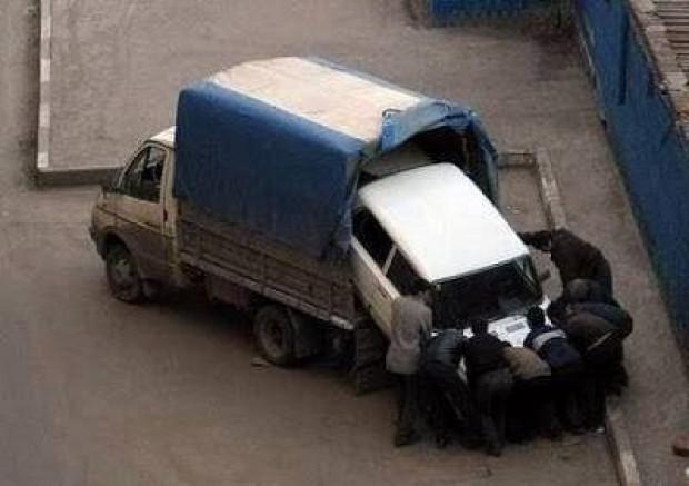 Türklerin trafikle imtihanı - Page 1