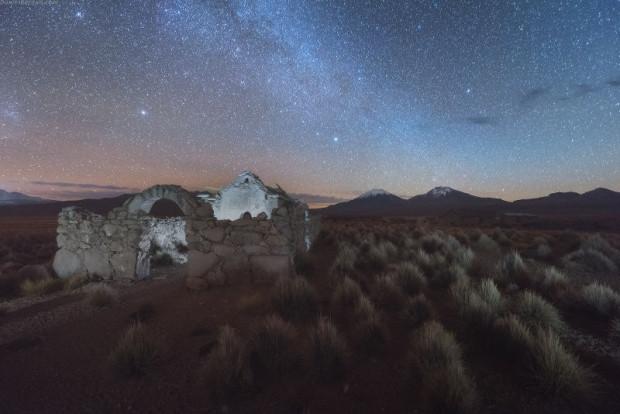 Tuz arazileri üzerinden çekilen, galaksinin mükemmel fotoğrafları - Page 2