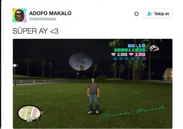 Twitter'da Süper Ay güldürdü! - Page 3
