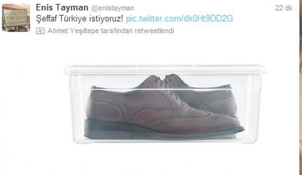 Twitter'ı sallayan ayakkabı kutusu geyikleri - Page 1