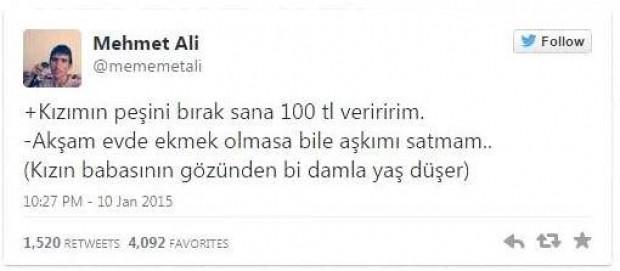 Twitter'ın yeni fenomeni 'Mehmet Ali' - Page 2