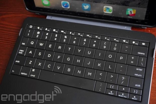 Typo iPad klavyesi - Page 1