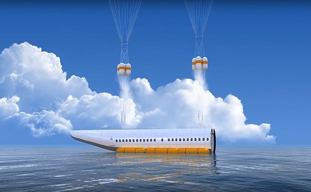 Uçak kazalarındaki can kayıpları tarih olacak - Page 3