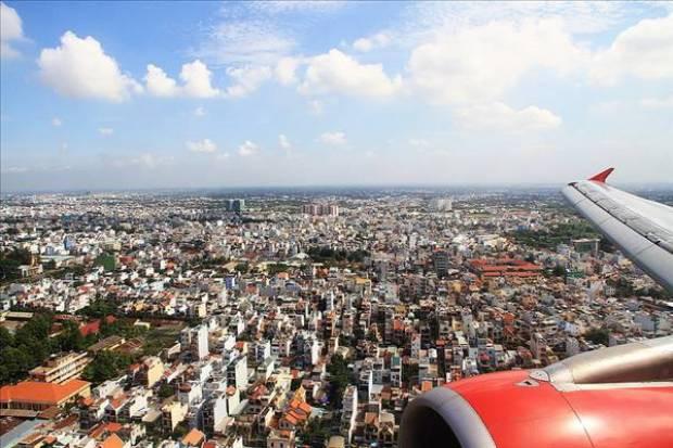 Uçak penceresinden çekilmiş harika resimler - Page 1