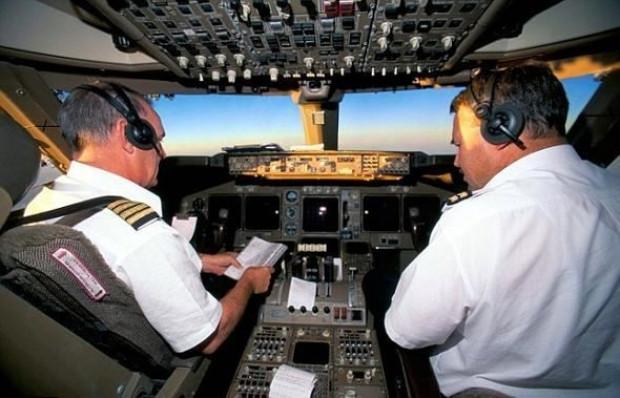 Uçak yolculuğunun bilinmeyenleri - Page 1
