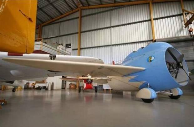 Uçakların ilginç tasarımları görenleri şaşırtıyor - Page 2