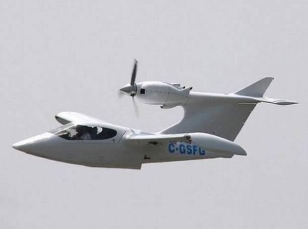 Uçakların ilginç tasarımları görenleri şaşırtıyor - Page 3