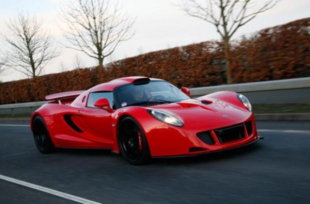 Uçaklarla yarışan en hızlı otomobiller! - Page 1