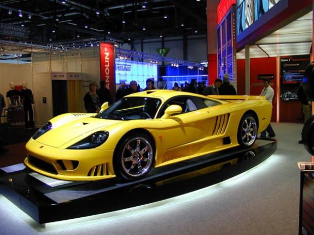 Uçaklarla yarışan en hızlı otomobiller! - Page 4