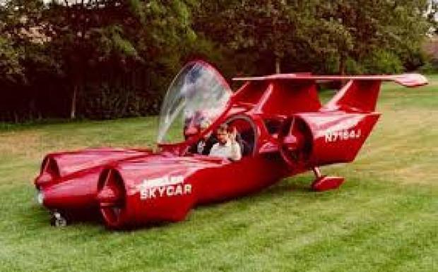 Uçan araba dediler hiç biri uçamadı! - Page 3