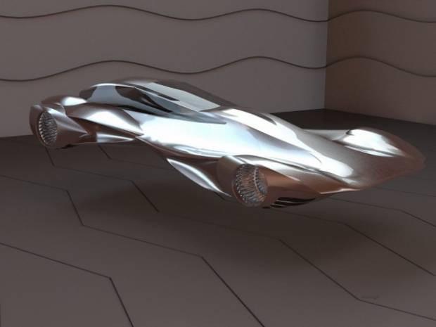 Uçan araba konseptleri göz kamaştırıyor. - Page 4