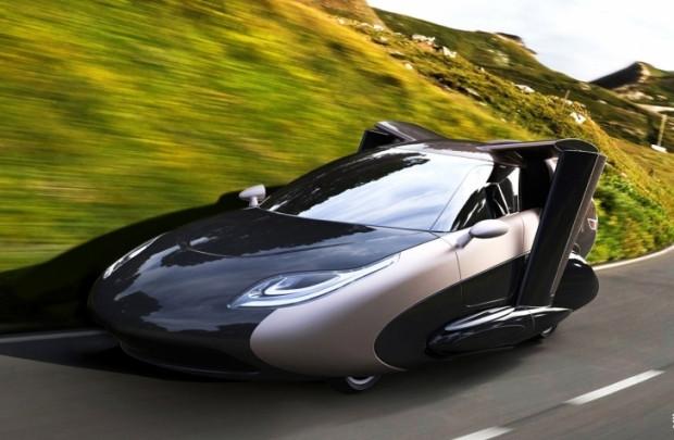 Uçan arabalar gerçek mi oluyor? Bu araba hem karada hem havada gidiyor - Page 4