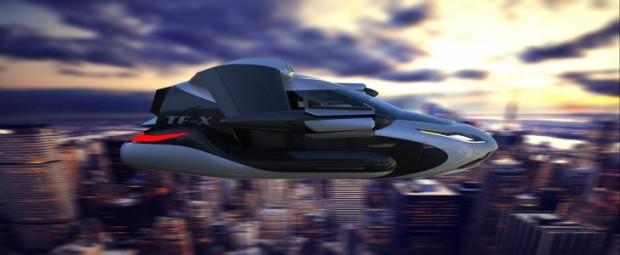 Uçan arabalar gerçek mi oluyor? Bu araba hem karada hem havada gidiyor - Page 2