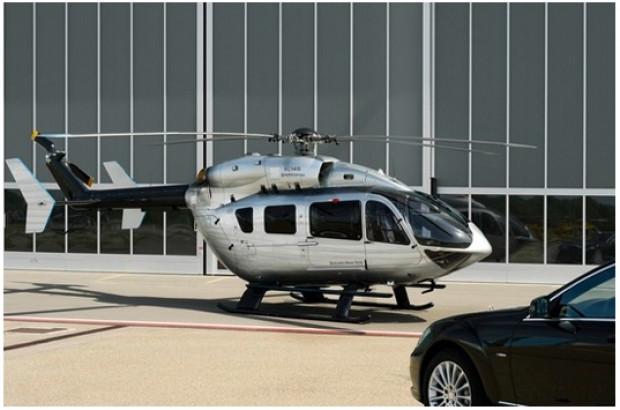 Uçan Mercedes Eurocopter EC145! - Page 2