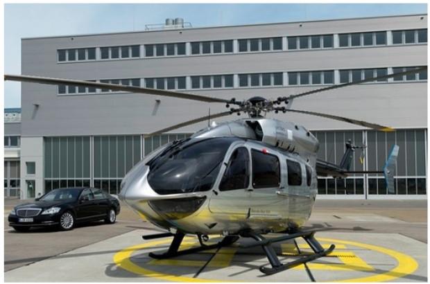 Uçan Mercedes Eurocopter EC145! - Page 3
