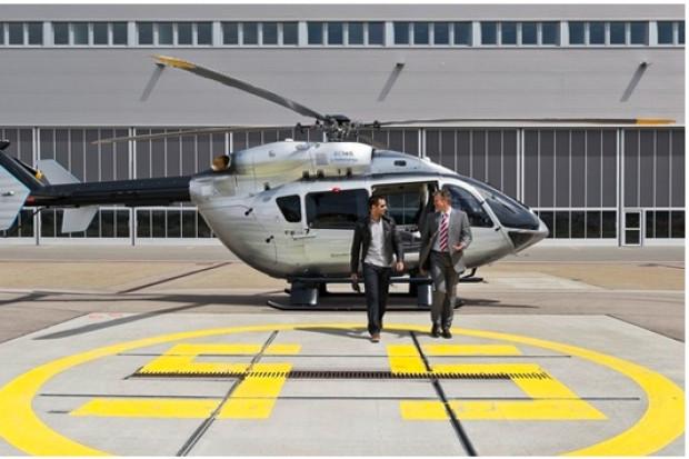 Uçan Mercedes Eurocopter EC145! - Page 4