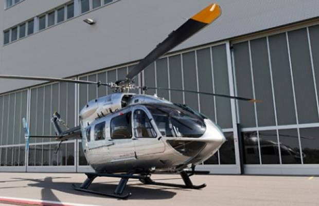 Uçan Mercedes Eurocopter! - Page 3