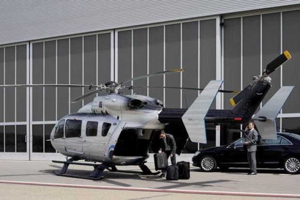 Uçan Mercedes Eurocopter! - Page 4