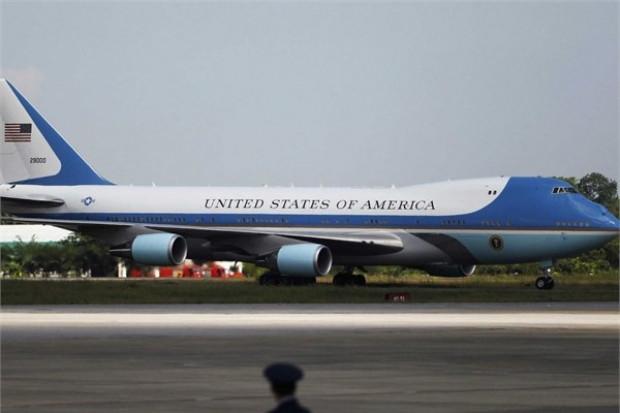 İşte ABD Başkanı'nın yeni uçağı - Page 1