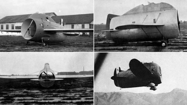 Uçmaz gibi görünen ama uçabilen uçaklar! - Page 2