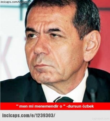 UEFA Galatasaray'a ceza verince capsler patladı - Page 1