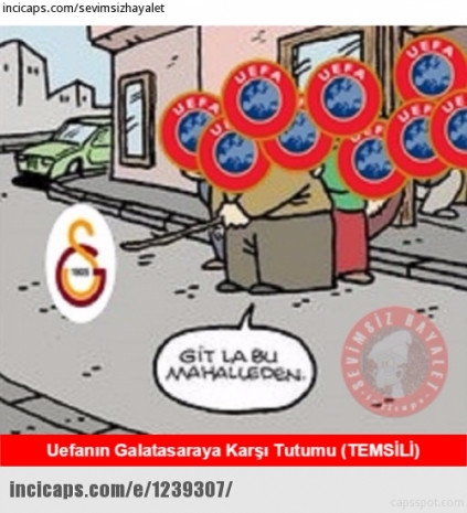 UEFA Galatasaray'a ceza verince capsler patladı - Page 4
