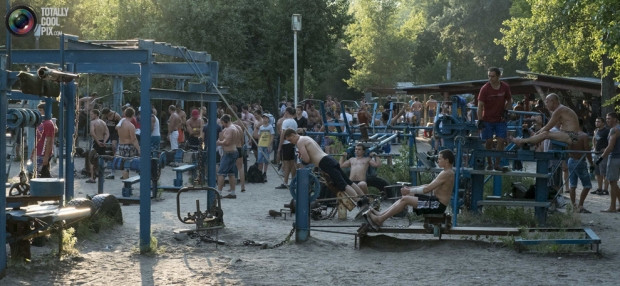 Ukrayna'da şaşırtan spor salonu - Page 4