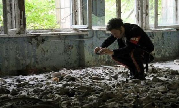 Ukraynalı gençler yasak bölge Çernobil'e gizlice girdi ve görüntüledi - Page 2