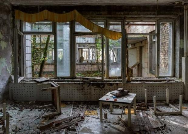 Ukraynalı gençler yasak bölge Çernobil'e gizlice girdi ve görüntüledi - Page 4