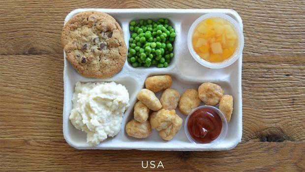 Ülke ülke okul yemekleri - Page 1