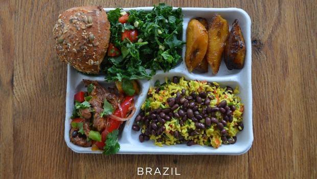 Ülke ülke okul yemekleri - Page 2