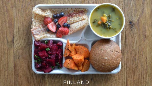 Ülke ülke okul yemekleri - Page 4