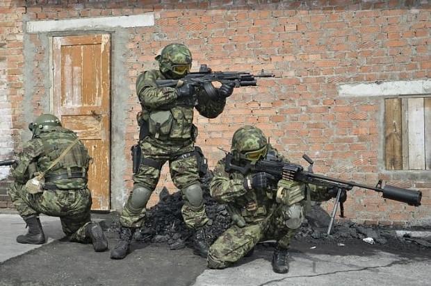 Ülkelerin orduları bünyesindeki en dikkat çeken 15 özel kuvvet - Page 4
