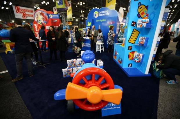 Uluslararası New York Oyuncak Fuarı açıldı! - Page 3
