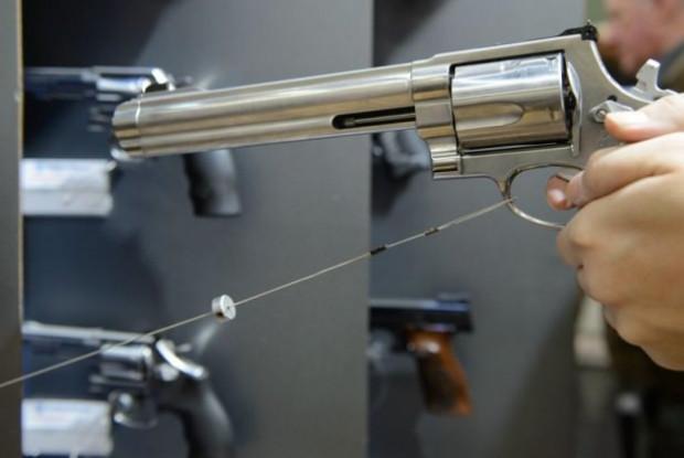 Uluslararası silah fuarı başladı! - Page 1