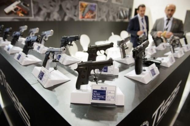 Uluslararası silah fuarı başladı! - Page 4