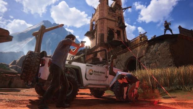 Uncharted 4 ekran görüntüleri - Page 3