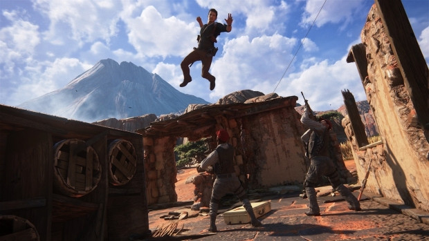 Uncharted 4 ekran görüntüleri - Page 4