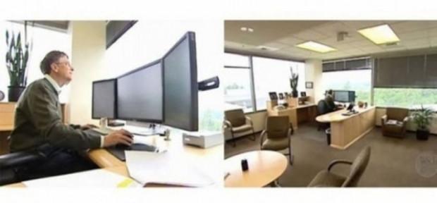 Ünlü CEO'ların sıradan ofisleri! - Page 1