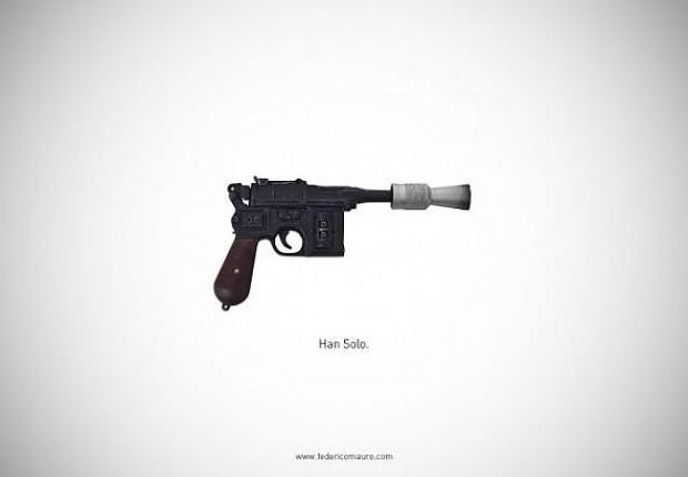 Ünlü filmlerde kullanılmış silahlar - Page 1