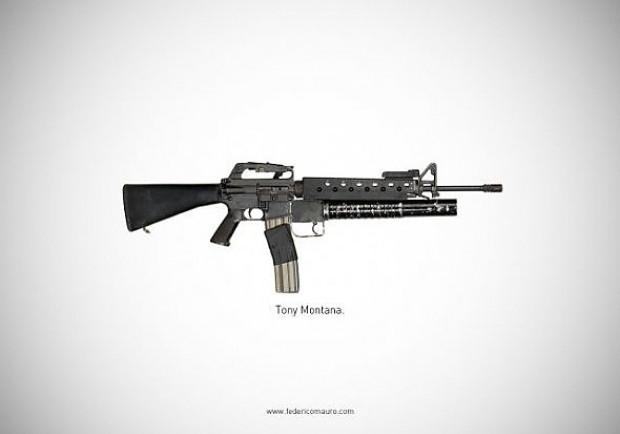 Ünlü filmlerde kullanılmış silahlar - Page 4