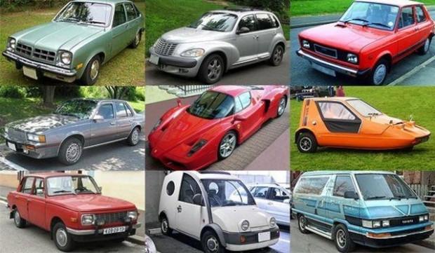 Ünlü markaların en ilginç otomobilleri! - Page 2