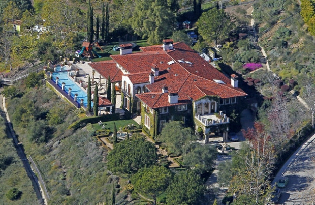 Ünlülerin milyon dolarlık evleri! - Page 4