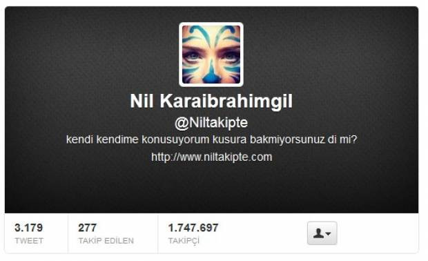 Ünlülerin Twitter Takipçi sayısı - Page 2
