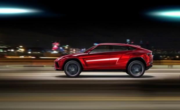 Üretilmiş en hızlı SUV Lamborghini Urus konsept - Page 1
