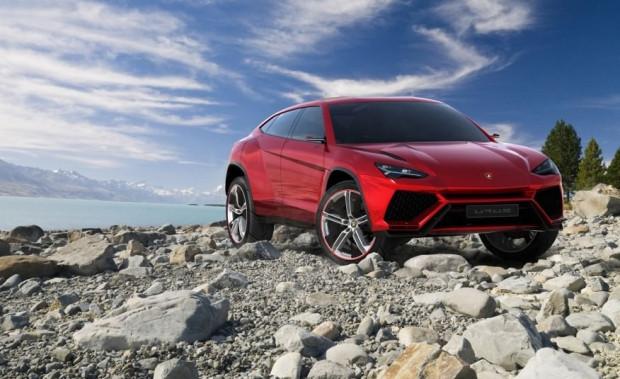 Üretilmiş en hızlı SUV Lamborghini Urus konsept - Page 2