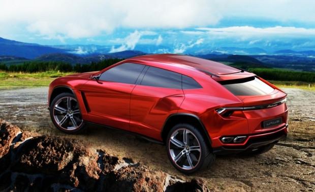 Üretilmiş en hızlı SUV Lamborghini Urus konsept - Page 3