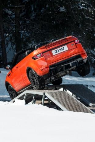Üstü açık Range Rover nihayet hazır - Page 1