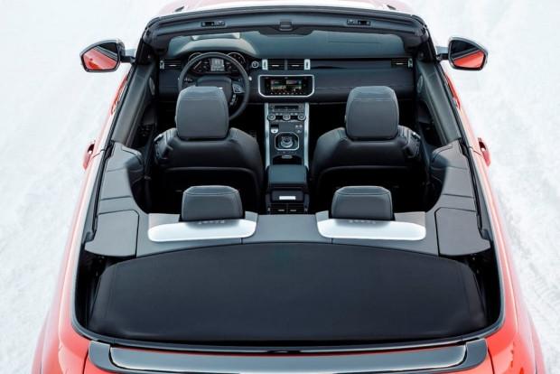 Üstü açık Range Rover nihayet hazır - Page 4